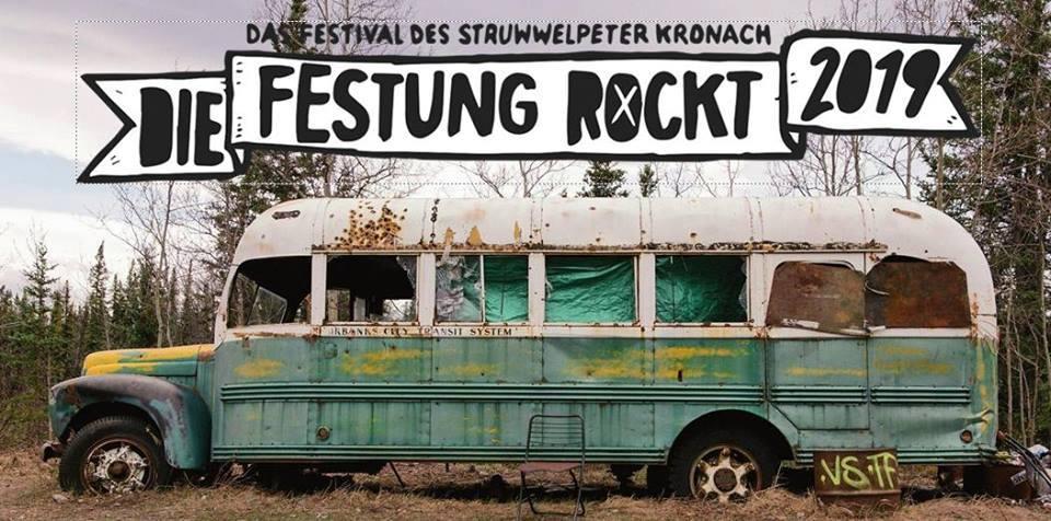 Busfahrt zu Die Festung Rockt 2022