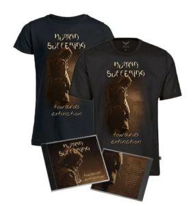 HUMAN SUFFERING - Merchandise