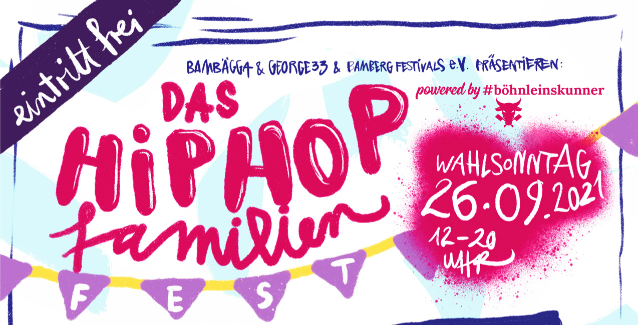 Bambägga präsentiert Das Hip Hop Familienfest