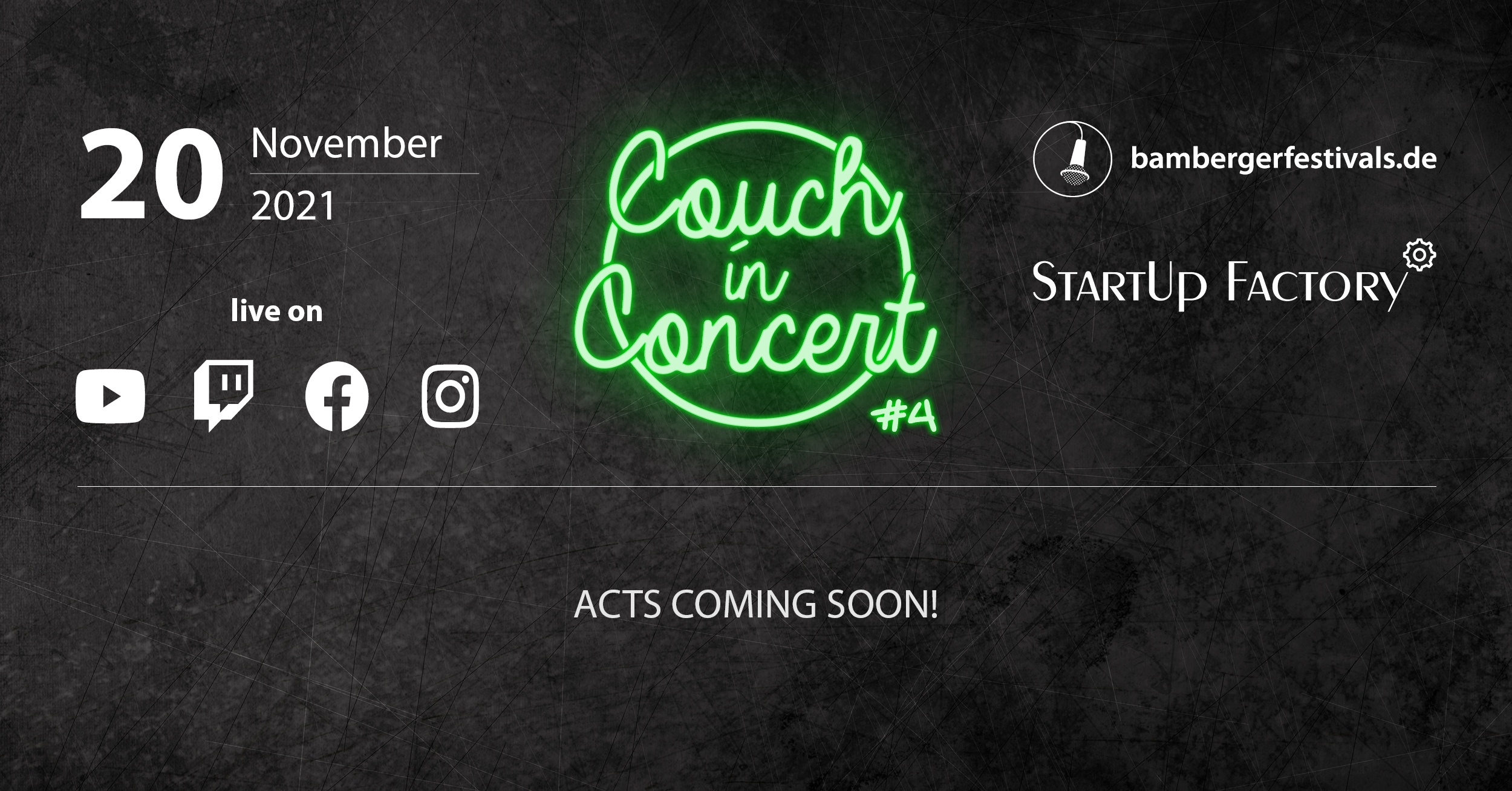 Couch in Concert #4